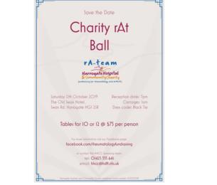 rA Team Charity Ball