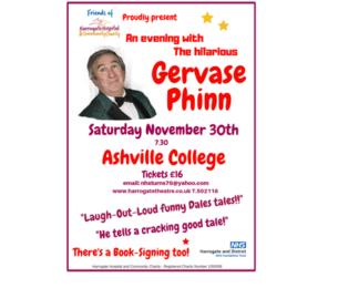 An Evening with Gervase Phinn