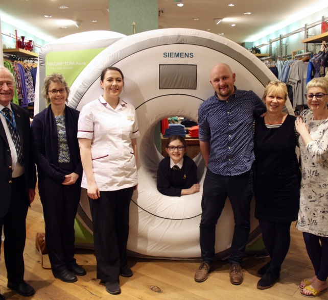 Inflatable MRI scanner calms fears