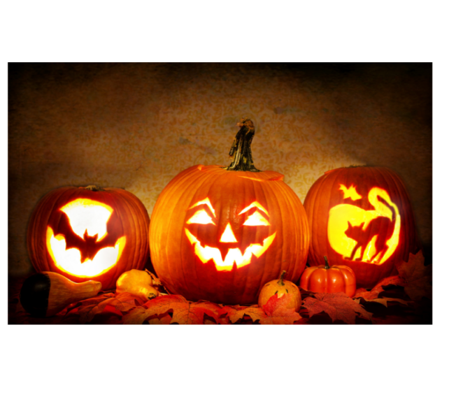 This Halloween why not get SPOOKY and raise funds for Harrogate Hospital & Community Charity