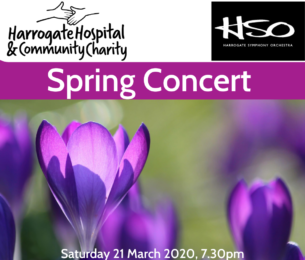 Harrogate Symphony Orchestra – Spring Concert
