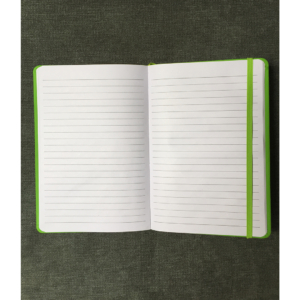 HHCC notebook green
