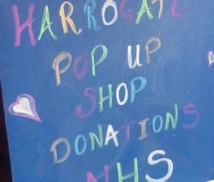 HHCC Pop up Shop