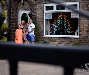 The Doorstep Portraits Project for Harrogate Hospital