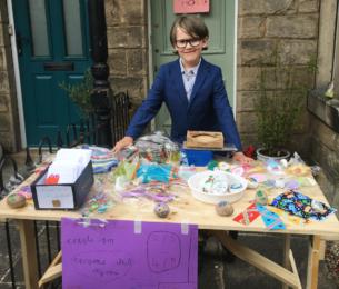 Benjy's Craft Stall