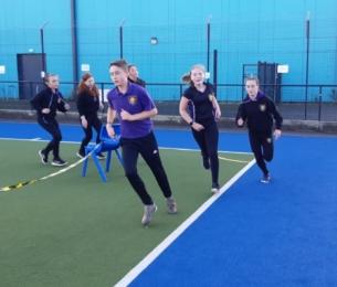 Harrogate High School Virtual Run for HHCC