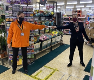 Sainsbury's Harrogate Superstore Generous Donation