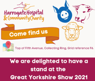 HHCC to attend the Great Yorkshire Show 2021