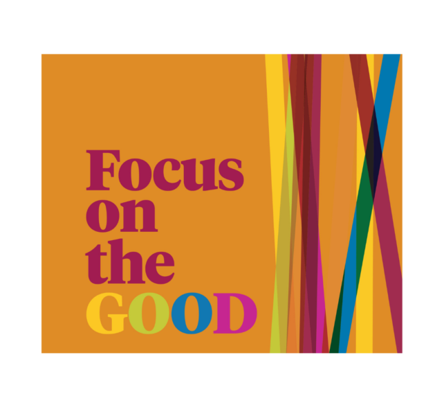 Focus on the Good Book Launch!